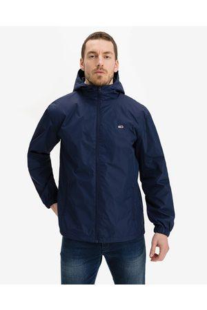 Tommy Jeans Packable Windbreaker Jacket Blue