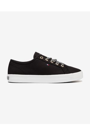Tommy Hilfiger Essential Nautical Sneakers Black