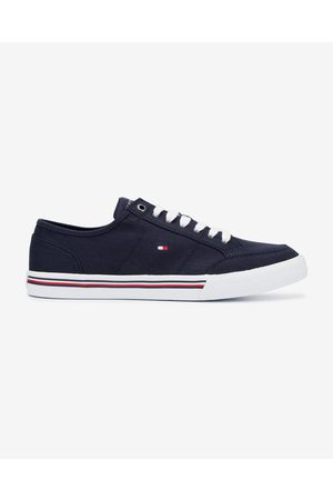 Tommy Hilfiger Core Corporate Sneakers Blue