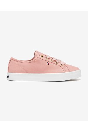 Tommy Hilfiger Essential Nautical Sneakers Pink