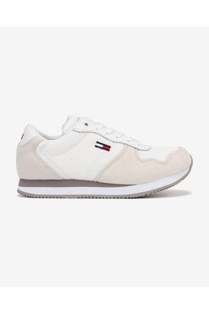 Tommy Jeans Senhora Ténis - Mono Sneakers White