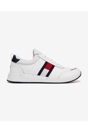 Tommy Jeans Flexi Lycra Runner Sneakers White