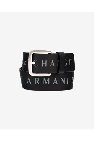 Armani Exchange Belt Black