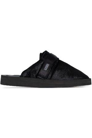 Suicoke Zavo textured slippers