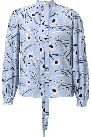 Jason Wu Collection Floral print blouse