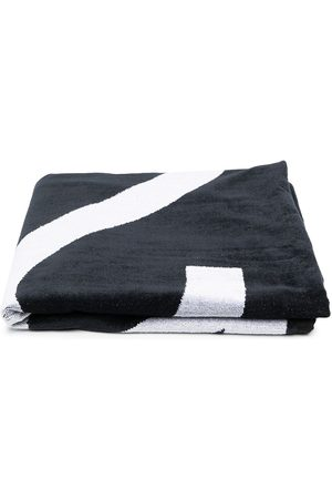 Nº21 Kids Logo-print cotton towel
