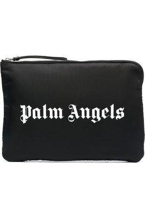 Palm Angels ESSENTIAL CARD HOLDER WHITE