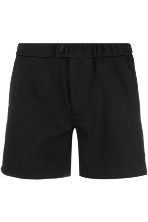 Ron Dorff Homem Calções - Buttoned tennis shorts