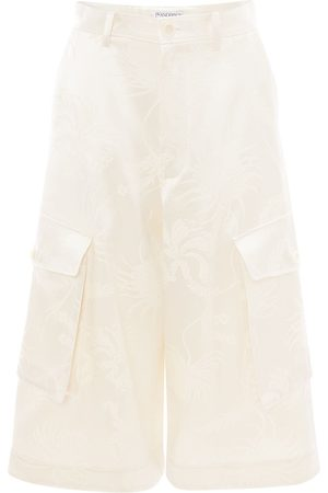 JW Anderson Cropped cargo trousers