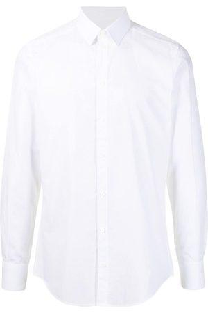 Dolce & Gabbana Button-up cotton shirt