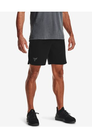 Under Armour Project Rock Snap Shorts Black