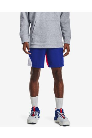 Under Armour Embiid Signature Shorts Blue Red