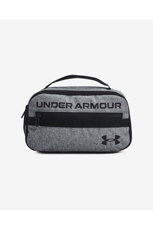 Under Armour Contain Travel Kit Bag Grey