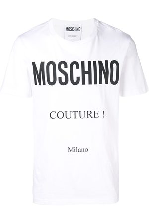 Moschino Couture! logo T-shirt
