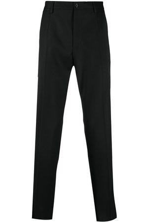 Dolce & Gabbana Homem Calças Formal - Slim-fit tailored trousers