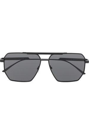 Bottega Veneta Eyewear Navigator-frame sunglasses