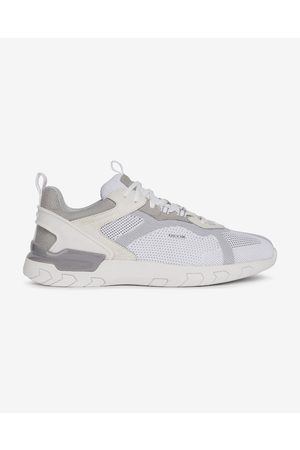 Geox Grecale Sneakers White