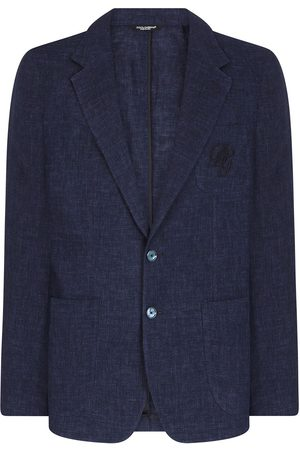 Dolce & Gabbana Homem Blazers - Single-breasted blazer