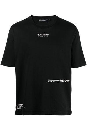Dolce & Gabbana Rubberized logo T-shirt