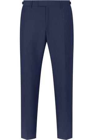 Dolce & Gabbana Homem Calças Formal - Wool tailored trousers