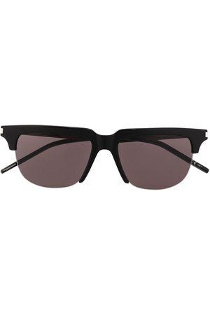 Saint Laurent Óculos de Sol - YSL Classic 11 half-rim sunglasses