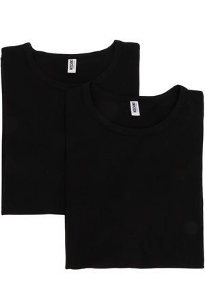 Moschino Homem T-shirts & Manga Curta - Rear logo print T-shirt