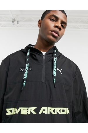 Puma MAPM street jacket in black