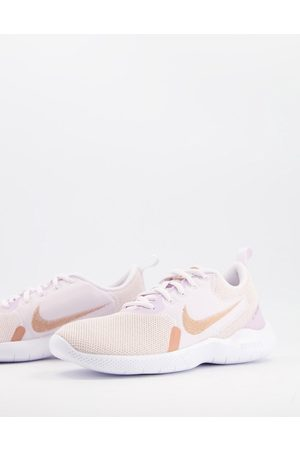 Nike Running Flex Experience 10 trainers in pink