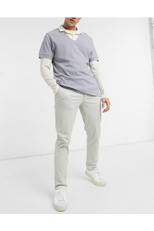 Selected Homme Straight chino in beige