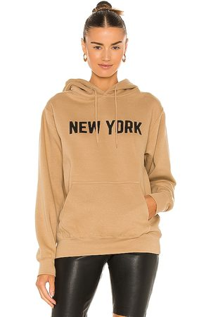 DEPARTURE New York Hoodie in - . Size L (also in S, M).