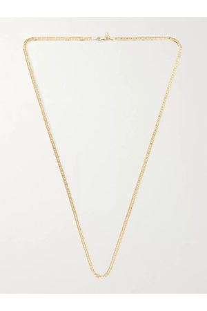 Maria Black Homem Colares - Carlo -Plated Chain Necklace