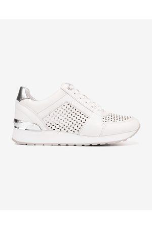 Michael Kors Senhora Ténis - Billie Trainer Sneakers White