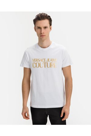 VERSACE Homem T-shirts & Manga Curta - T-shirt White