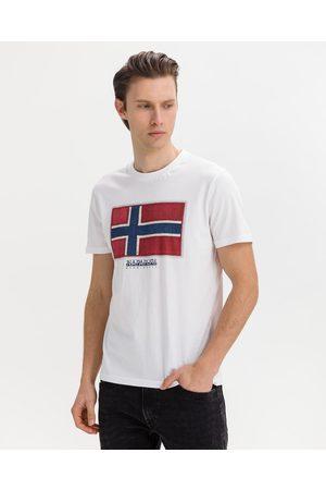 Napapijri Sirol T-shirt White