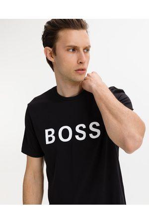HUGO BOSS Logo T-shirt Black