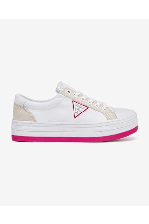 Guess Brodey Sneakers White
