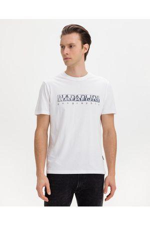 Napapijri Sallar T-shirt White