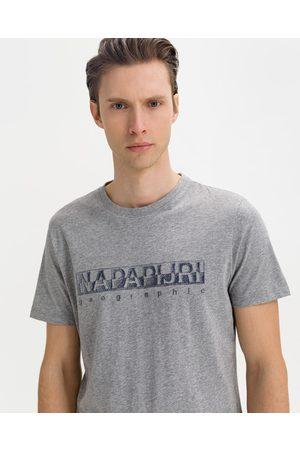 Napapijri Sallar T-shirt Grey