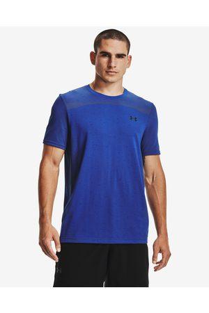 Under Armour Homem T-shirts & Manga Curta - Seamless T-shirt Blue