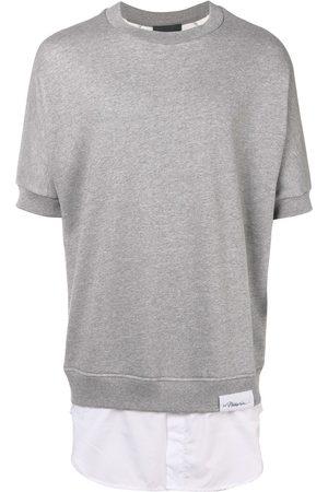 3.1 Phillip Lim Homem Camisolas sem capuz - Shirttail Sweatshirt