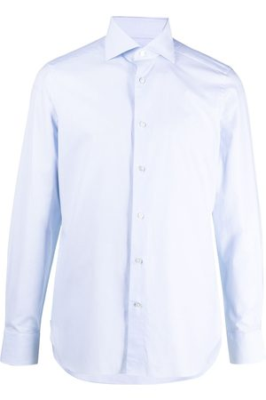 Ermenegildo Zegna Plain cotton shirt