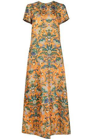 La DoubleJ Floral print swing dress