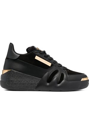 Giuseppe Zanotti Two-tone lace-up trainers