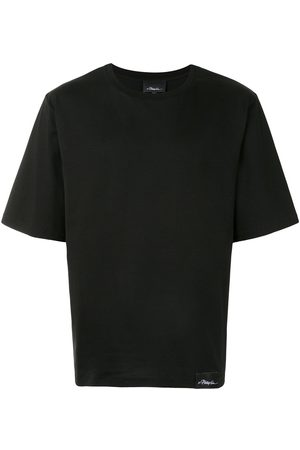 3.1 Phillip Lim Logo patch boxy T-shirt