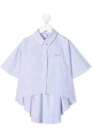Givenchy Embroidered-logo shirt