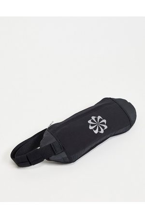 Nike Running Challenger waist bag in black