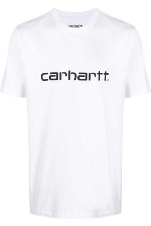 adidas Homem T-shirts & Manga Curta - Logo-print T-shirt