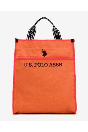 U.S. Polo Assn. Senhora Malotes - Halifax Shoulder bag Orange