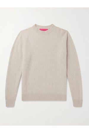 THE ELDER STATESMAN Homem Camisolas sem capuz - Cashmere Sweater