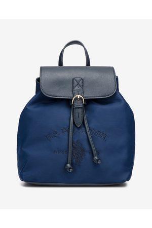 U.S. Polo Assn. Senhora Malotes - Patterson Backpack Blue